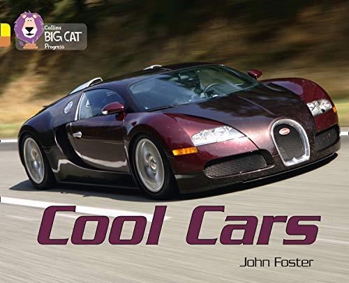 9780007428724: Cool Cars (Collins Big Cat Progress)