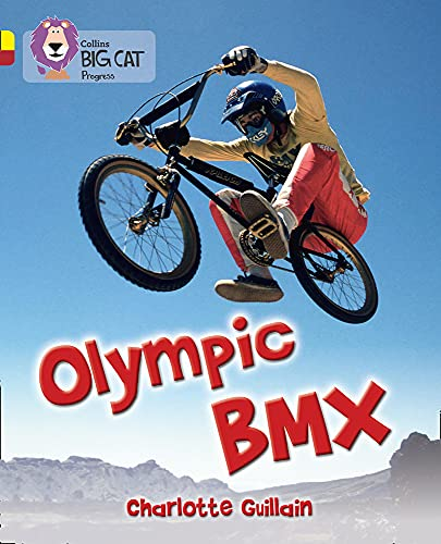 9780007428748: Olympic BMX (Collins Big Cat Progress)