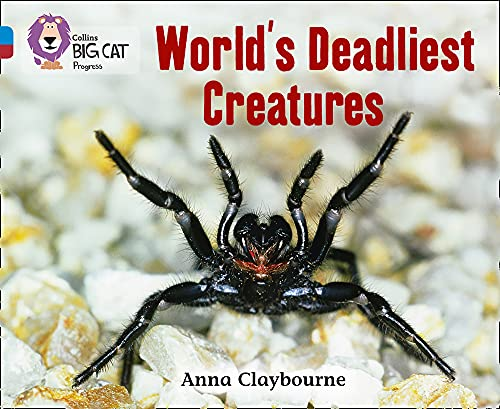 9780007428823: World's Deadliest Creatures (Collins Big Cat Progress)