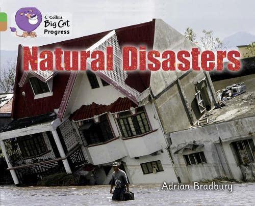 9780007428885: Natural Disasters (Collins Big Cat Progress)