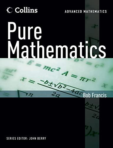 9780007429066: Collins Advanced Mathematics - Pure Maths