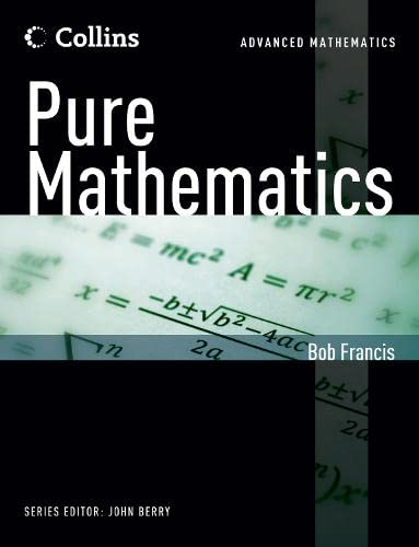 9780007429066: Pure Maths (Collins Advanced Mathematics)