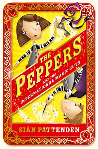 9780007430017: The Peppers and the International Magic Guys (Magical Peppers)