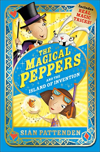9780007430024: The Magical Peppers and the Island of Invention