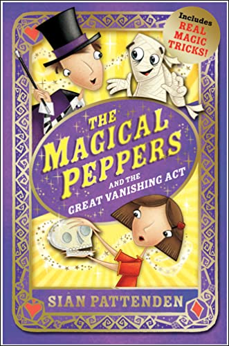 9780007430031: The Magical Peppers and the Great Vanishing Act