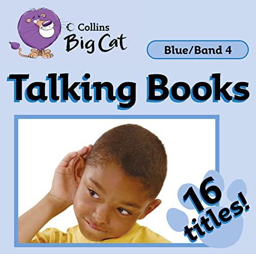9780007430352: Talking Books (Collins Big Cat Talking Books)