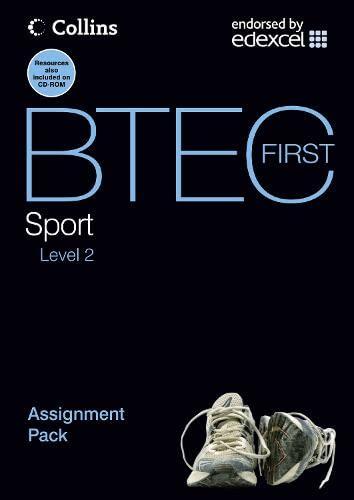 9780007430444: Assignment Pack (BTEC First Sport)