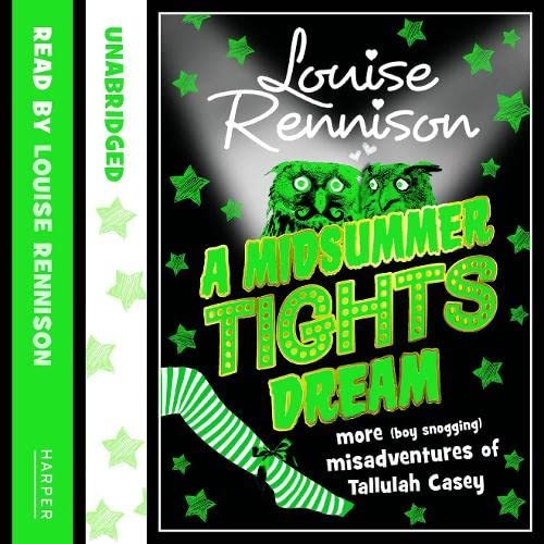 9780007430604: A Midsummer Tights Dream (The Misadventures of Tallulah Casey, Book 2)