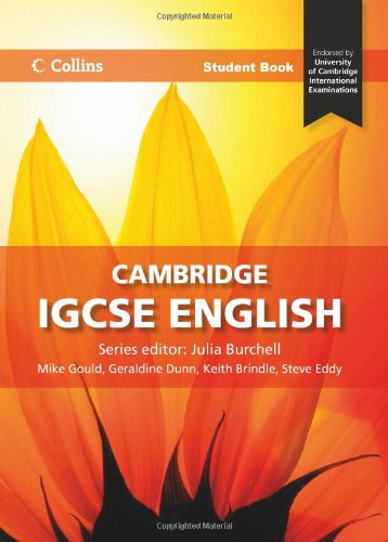 9780007430925: Cambridge Igcse English. Student Book (Collins Cambridge IGCSE English)