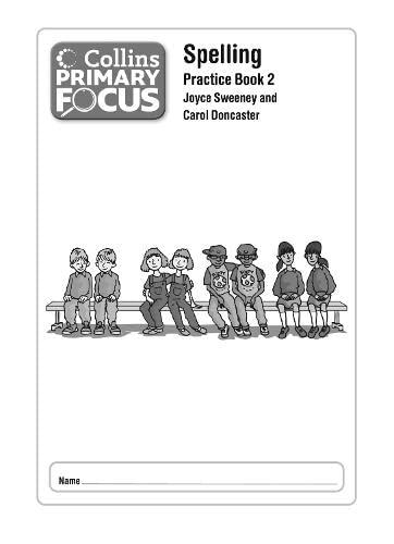 9780007430963: Collins Primary Focus - Spelling: Practice Book 2