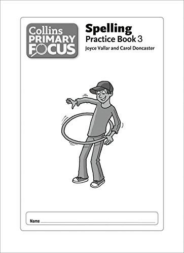9780007430970: Collins Primary Focus - Spelling: Practice Book 3