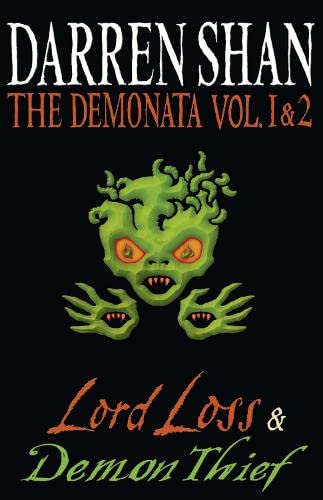 9780007431069: Volumes 1 and 2 - Lord Loss/Demon Thief (The Demonata)