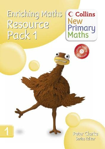 9780007431137: Enriching Maths Resource Pack 1 (Collins New Primary Maths)