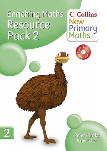 9780007431144: Enriching Maths Resource Pack 2 (Collins New Primary Maths)