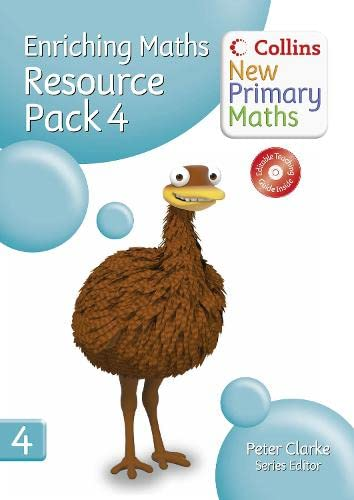 9780007431168: Collins New Primary Maths - Enriching Maths Resource Pack 4