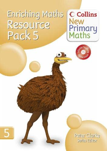 9780007431175: Enriching Maths Resource Pack 5 (Collins New Primary Maths)