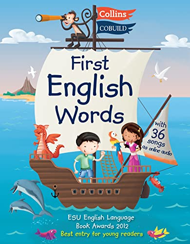 9780007431571: First English Words (Collins First)