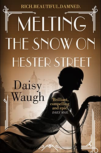 9780007431755: Melting the Snow on Hester Street