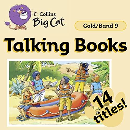 9780007431922: Talking Books (Collins Big Cat Talking Books)