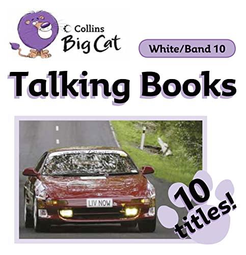 9780007431939: Collins Big Cat Audio - Talking Books: Band 10/White (Collins Big Cat Talking Books)