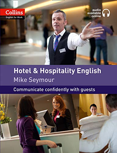 9780007431984: Hotel and Hospitality English (Collins English for Work)