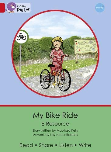 9780007432127: My Bike Ride (Collins Big Cat eResources)