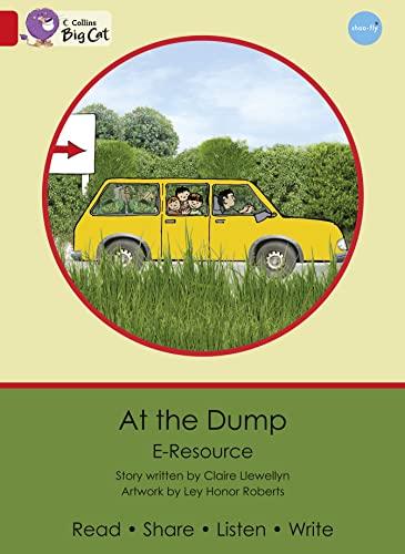 9780007432141: At the Dump (Collins Big Cat eResources)