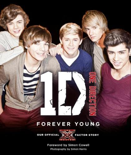 9780007432301: One Direction: Forever Young: Our Official X Factor Story