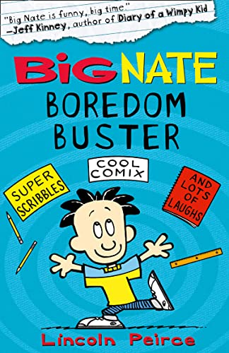 9780007432394: Big Nate Boredom Buster 1 (Big Nate)