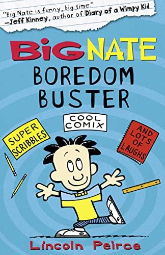 9780007432394: Big Nate Boredom Buster 1