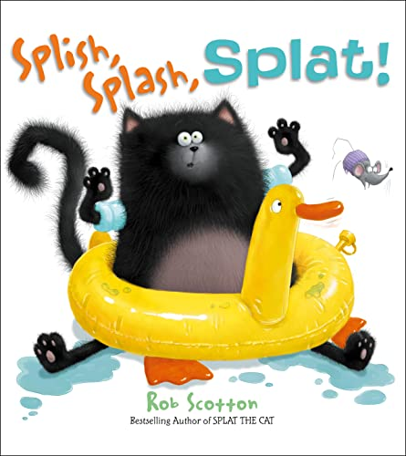 9780007432417: Splish, Splash, Splat