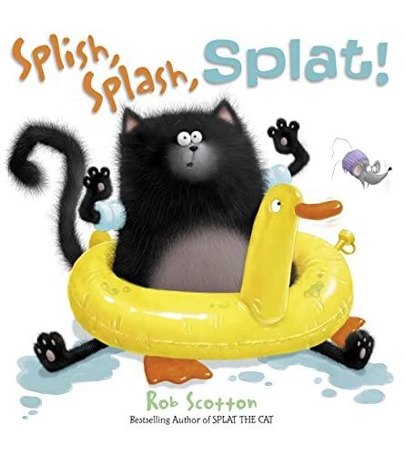 9780007432417: Splish, Splash, Splat