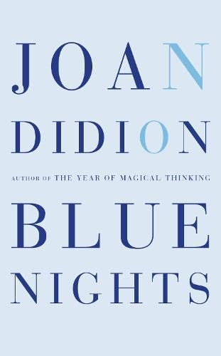 9780007432899: Blue Nights