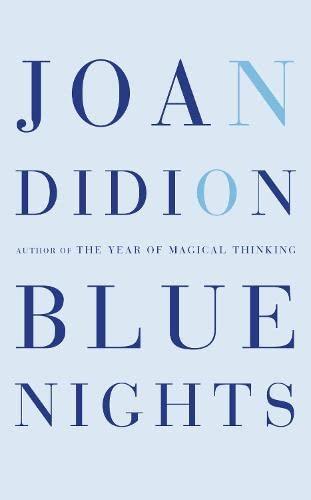 9780007432929: Blue Nights