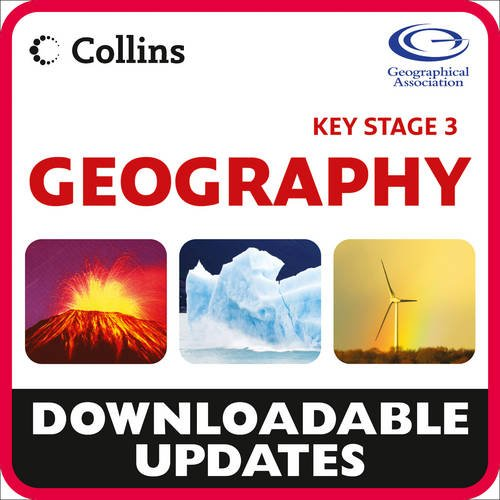 9780007432936: Collins KS3 Geography - Online Update May 2012