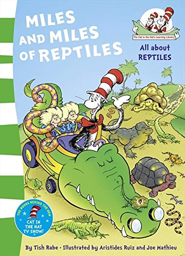 9780007433063: Miles and Miles of Reptiles (The Cat in the Hat's Learning Library)