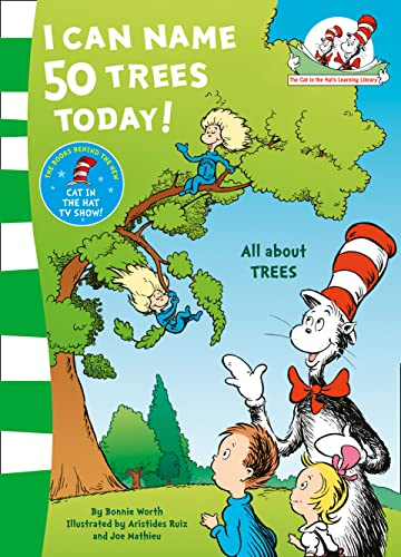 9780007433070: I Can Name 50 Trees Today (The Cat in the Hat's Learning Library)