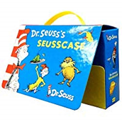 9780007433261: Dr Seuss Travel Case Collection With 10 Reading Books Set Pack