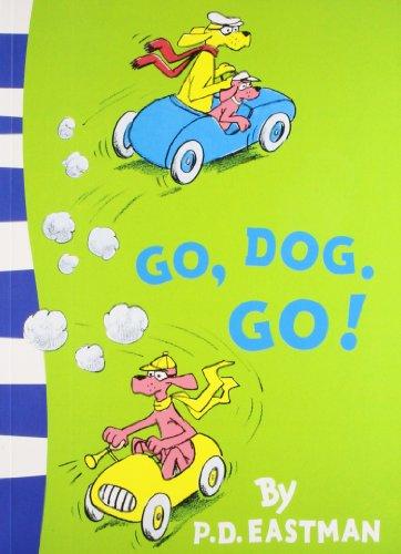 9780007433841: Beginner Books -- Go, Dog. Go!
