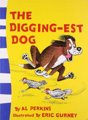 9780007433902: The Digging-est Dog (Beginner Series)