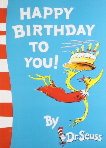 9780007433919: Happy Birthday to You!