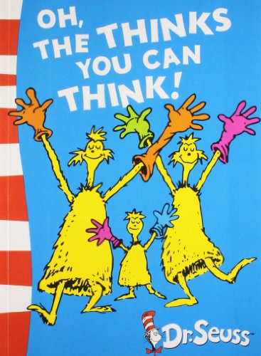 9780007433940: Oh, The Thinks You Can Think!: Green Back Book