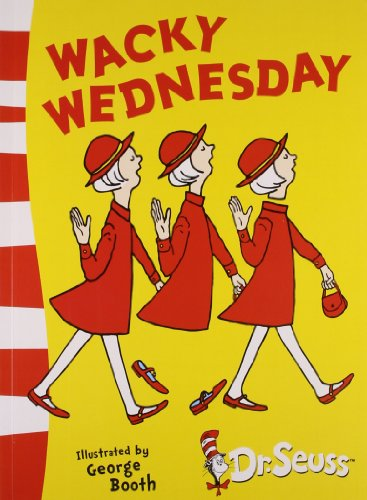 9780007433964: Wacky Wednesday: Green Back Book