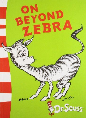 9780007434015: ON BEYOND ZEBRA : YELLOW BACK BOOK