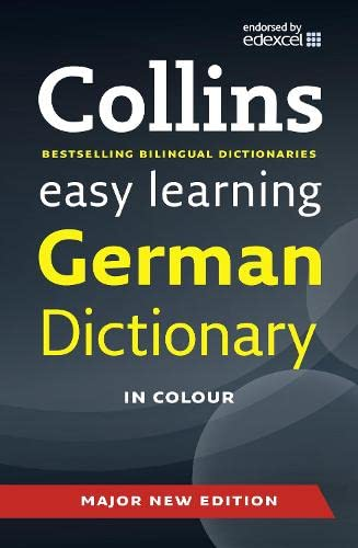 9780007434770: Easy Learning German Dictionary (Collins Easy Learning German)
