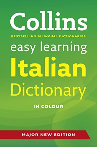 9780007434787: Easy Learning Italian Dictionary (Collins Easy Learning Italian)