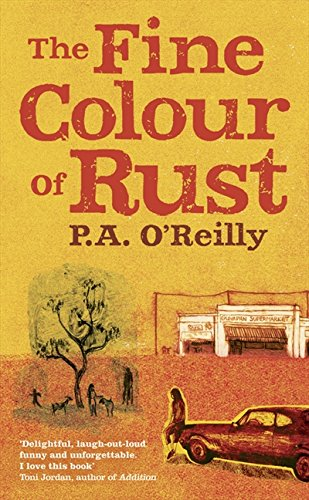 9780007434930: The Fine Colour of Rust