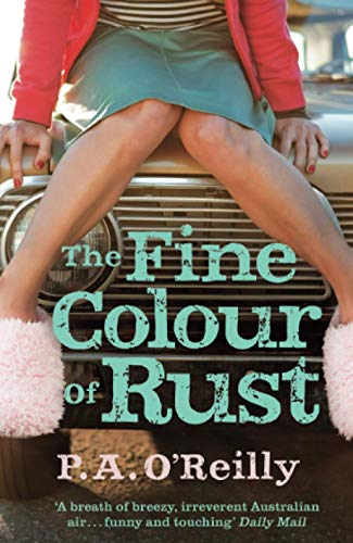 9780007434954: The Fine Colour of Rust