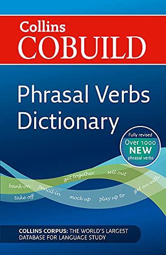 9780007435487: COBUILD Phrasal Verbs Dictionary (Collins COBUILD Dictionaries for Learners)