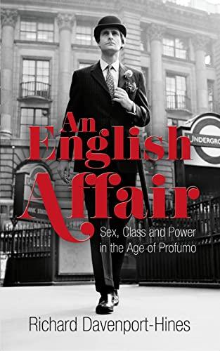 9780007435845: An English Affair